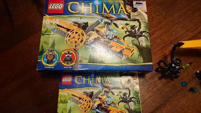 Okazja ! Zestaw Lego Chima nr 70129