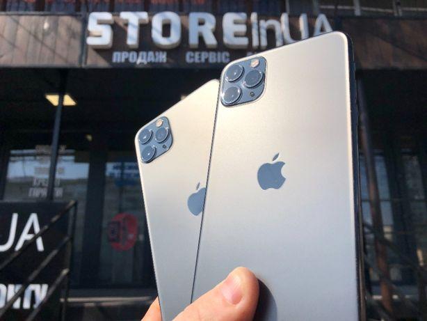 Идеал iPhone 11 PRO MAX 256GB Space Gray Neverlock. Гарантия 3 мес.