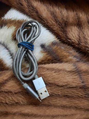 Магнитный кабель на айфон
