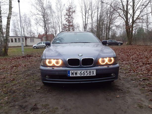 BMW e39 530d Touring automat - zadbany i serwisowany