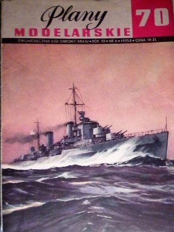 plany modelarskie 70 HMS PENELOPE