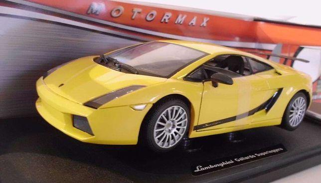 1/18 Lamborghini Gallardo Superleggera - Motormax
