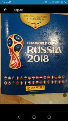 Naklejki panini fifa world cup russia 2018