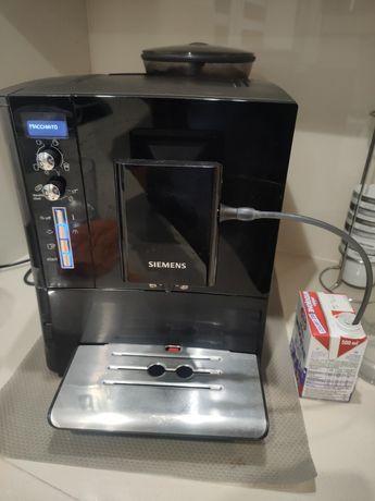 Ekspres do kawy Siemens EQ 5 jak nowy na gwarancji