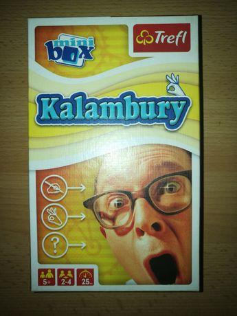 Kalambury gra rodzinna trefl