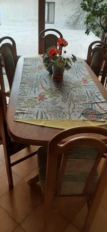 Meble stół krzesła