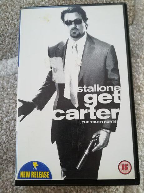 Dorwać Cartera VHS