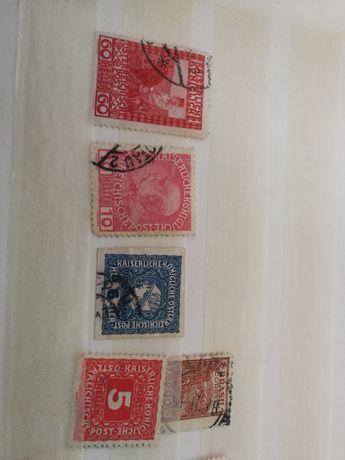 Znaczki pocztowe kolekcjonerskie