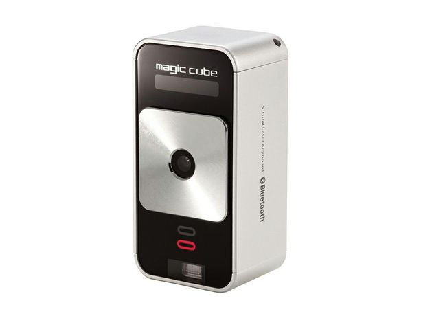 Лазерная клавиатура Celluon Magic Cube