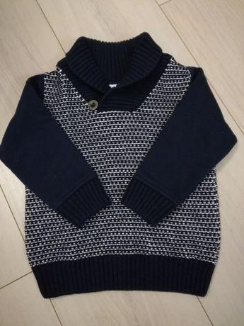 sweterek chłopięcy 92 cm firmy F&F