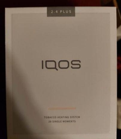 Pudełko po Iqos  2.4 plus