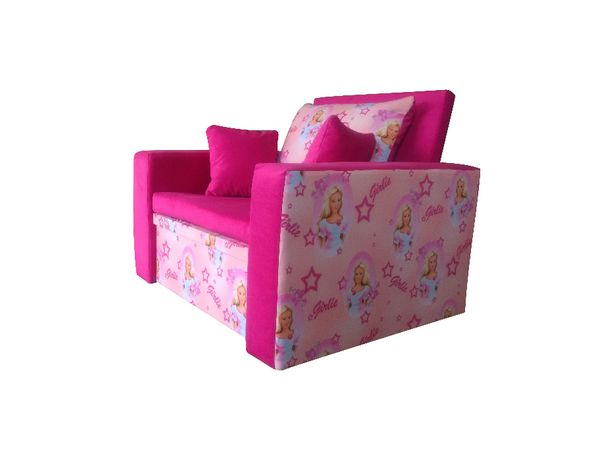 fotel rozkładany amerykanka łóżko dla dzieci sofa kanapa / DOSTAWA