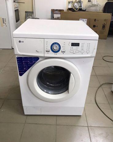 Стиральная машинка lg на 7 кг