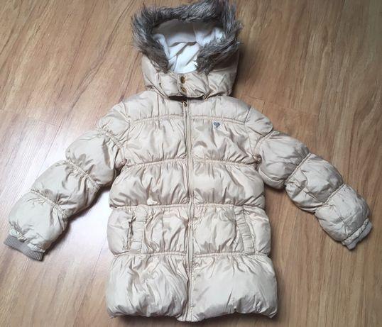 Płaszczyk kurtka zimowa reserved rozm.110 !!