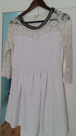 Sukienka ślub koronka rozmiar L