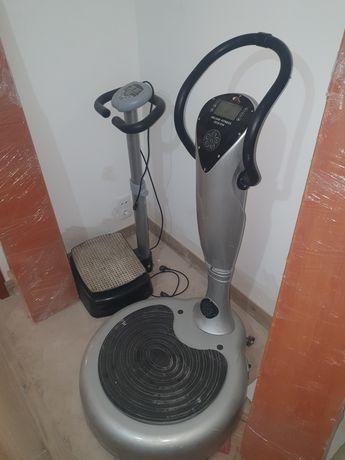 Máquinas de ginástica/fitness plataforma vibratória