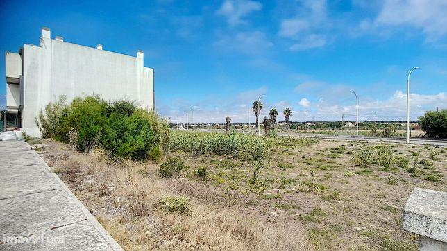 Terreno para Construção Prédio 10 frações - Praia da Vagueira - Vagos
