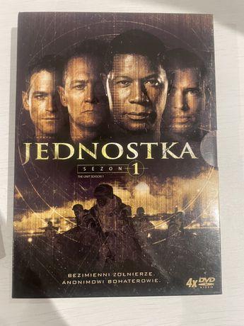 Jenostka sezon 1 serial na dvd plyty