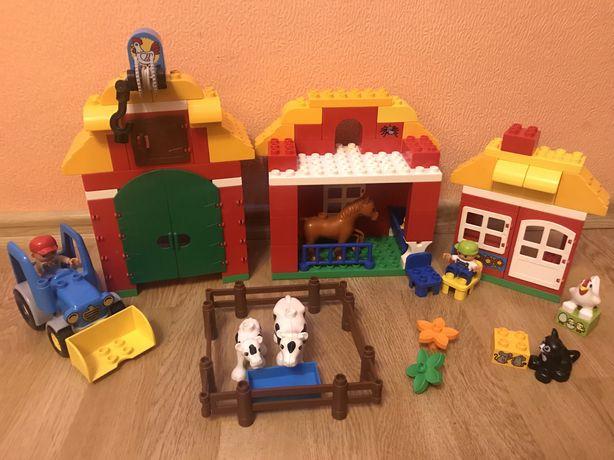 Lego duplo оригінал ферма 10525 бронь