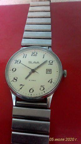 """Часы """"Слава"""""""