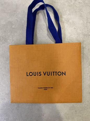 Torba Louis Vuitton papierowa