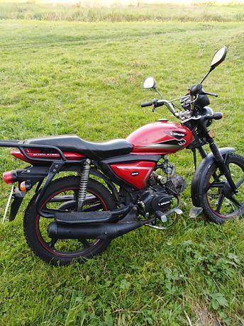 Продам мотоцикл спарк 125