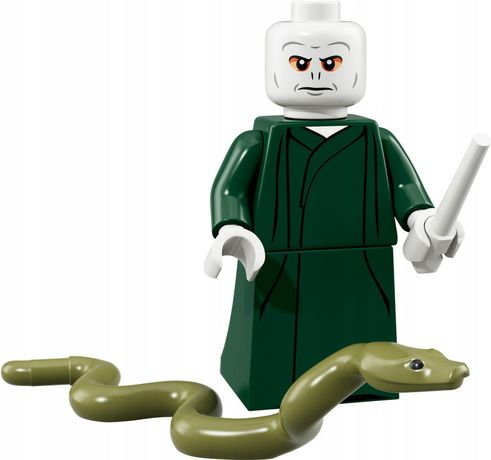 Lego Minifigures Harry Potter: Lord Voldemort. Nowa!