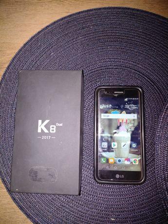 Telefon komórkowy LG K8 Dual  2017