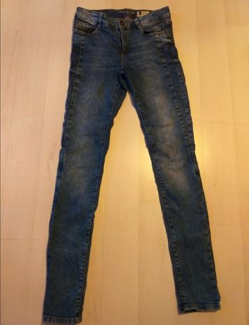 Spodnie damski rurki skinny H&M rozm.27/32