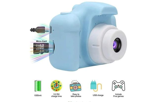Фотоаппарат цифровой детский