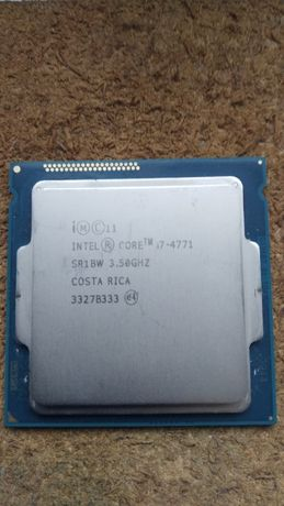 Процессор Intel i7 4771