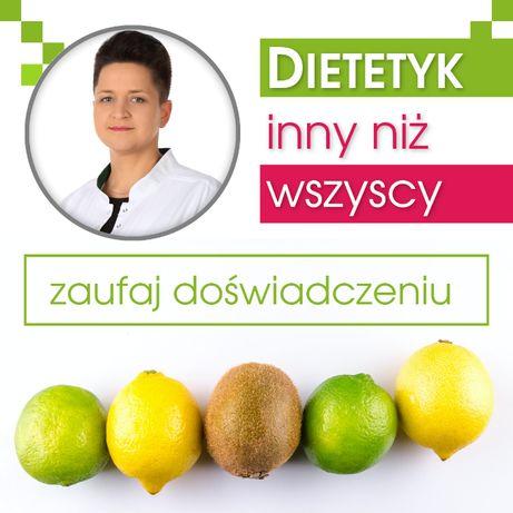 Dobry Dietetyk Iwona Krawczyk-Kłys Poddębice, Aleksandrów Łódzki, Łódź