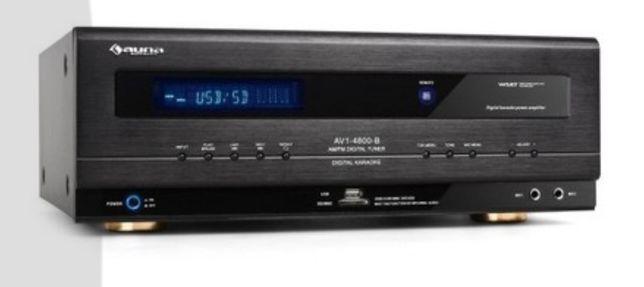 AUNA HIFI wzmaczniacz USB-SD-MP3