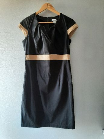 czarna sukiena r. 44