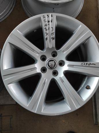 236 Felgi aluminiowe ORYGINAŁ JAGUAR R18 5x108 otwór 63.3 ładne