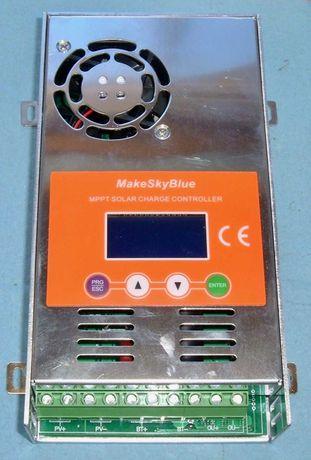 Солнечный контроллер заряда аккумуляторов MakeSkyBlue 12.24.36.48вольт