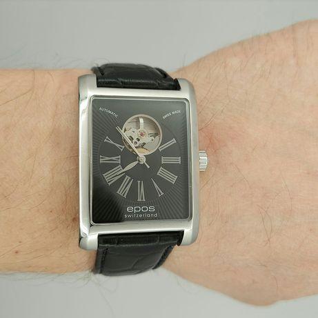 Часы швейцарские Epos 3399 Automatic скелетон
