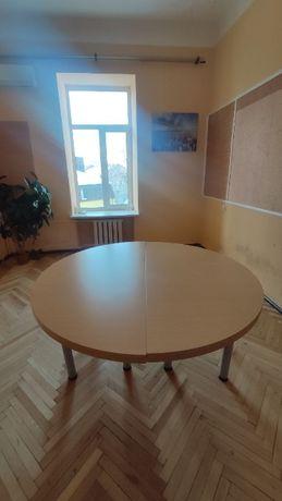продам стол для переговоров круглый разборной