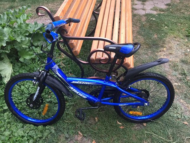 Дитячий велосипед ARDIS AMAZON майже новий