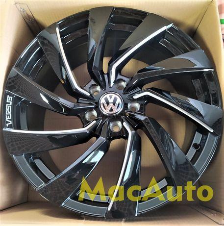 Диски титани R18 5*112 Volkswagen Skoda Audi Mersedes