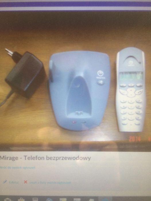 Telefon bezprzewodowy Mirage Lądek-Zdrój - image 1
