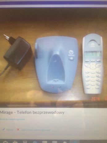 Telefon bezprzewodowy Mirage