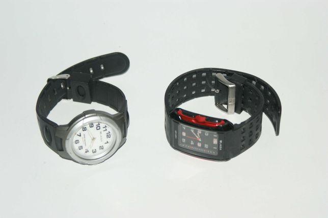 6 zegarków -5 standardowe analogowe, a 1 binarny!