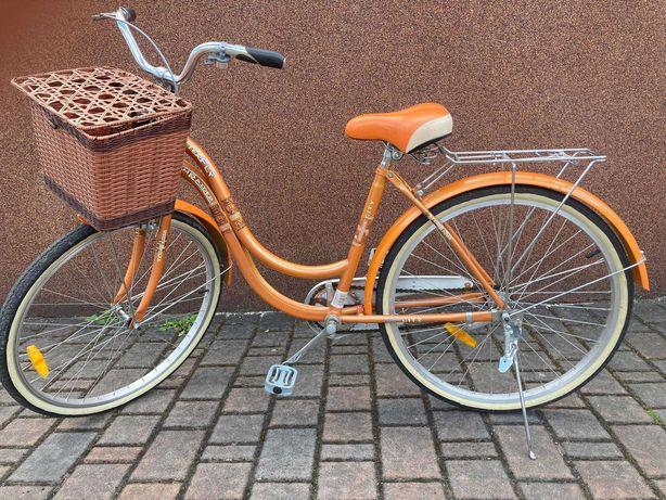 Rower miejski Butterfly Damski 26″