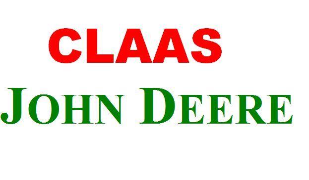 Diagnostyka naprawa ciągników maszyn Claas John Deere Fendt Massey