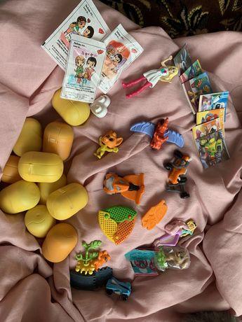 Кіндер кіндери іграшки