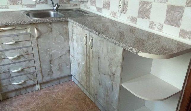 Кухонная мебель угловая