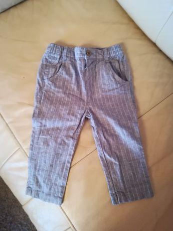 Spodnie H&M roz 80 jak nowe