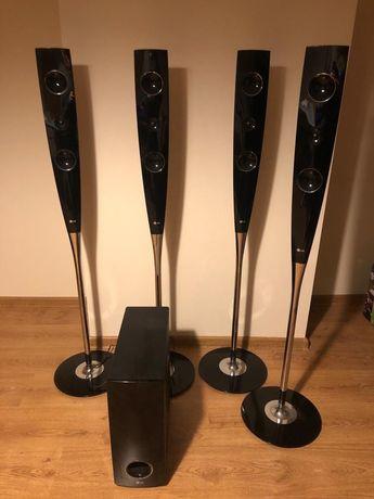 4 głośniki LG zestaw kino domowe