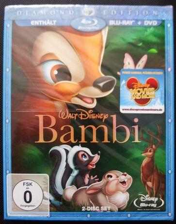 Bambi - Walt Disney slipcover